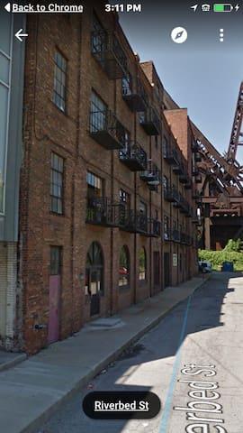 downtown loft - Cleveland - Loft