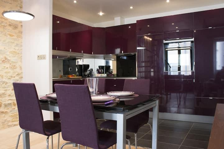 Superbe appartement en plein centre de Lyon.