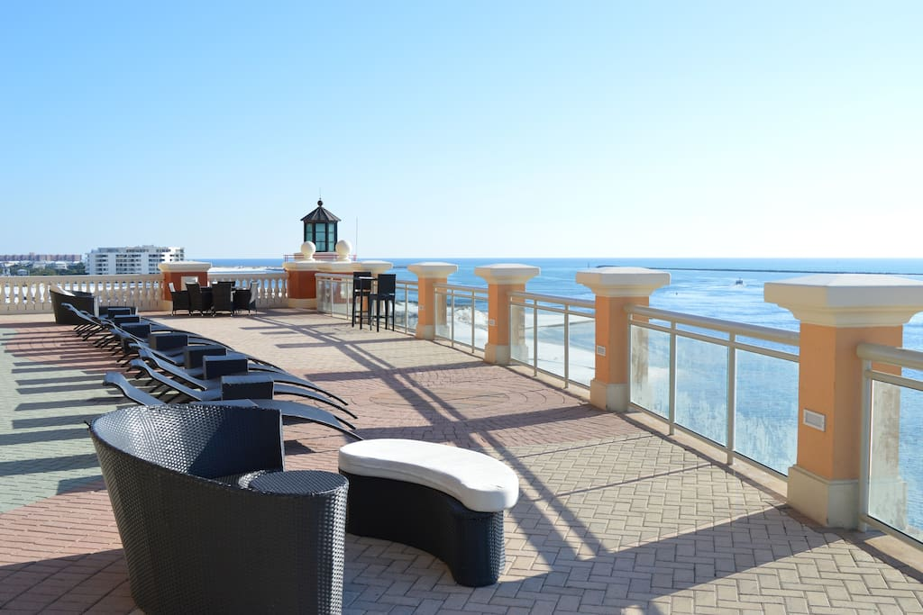 Sunset Deck (Adults Only)