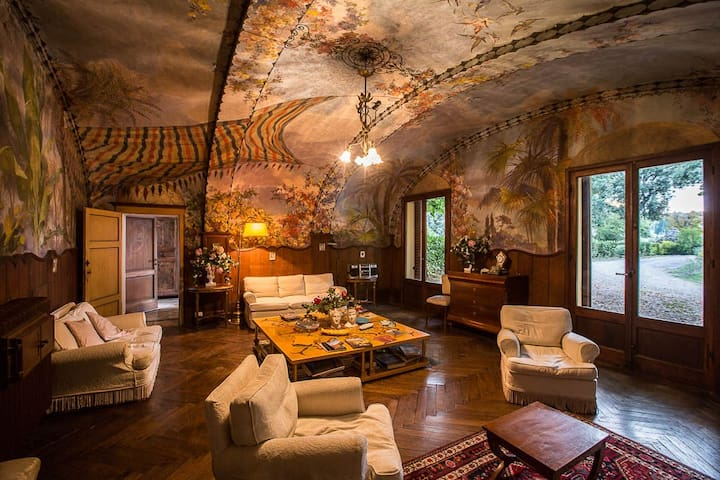 Villa antica, 4 ospiti - Monteroni D'arbia - วิลล่า
