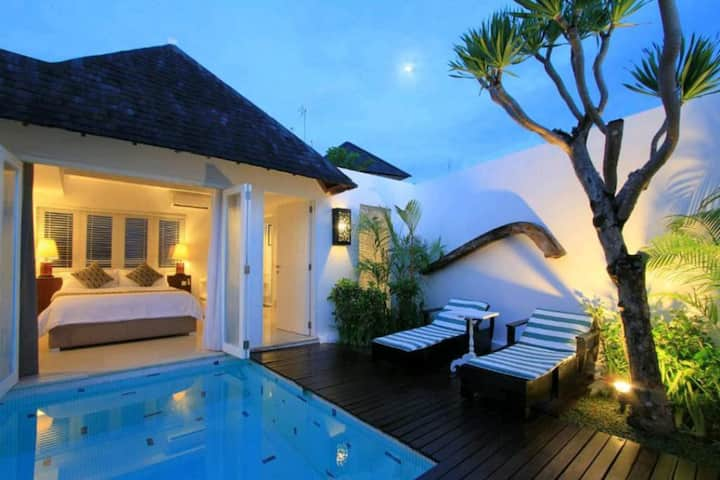 Private Villa 1 Bedroom Budget in Seminyak