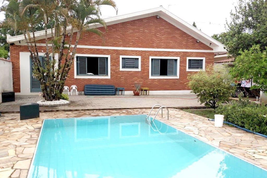 Nice House in Águas de São Pedro