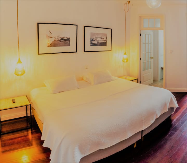 Comercial Azores Guest House double/twin room