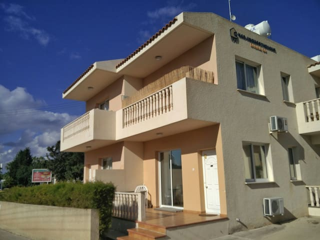Apartment in the tourist area. - Paphos - Wohnung