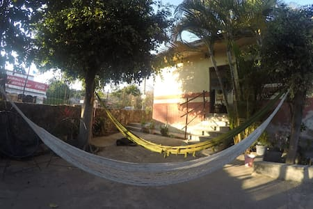 """""""Campamento Alegría"""" a 5 min de """"Las Estacas"""""""