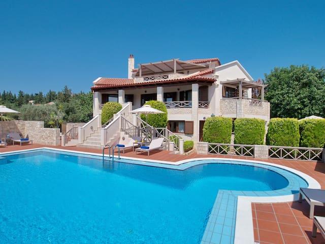 Villa Metapothia, Gavalochori, Crete