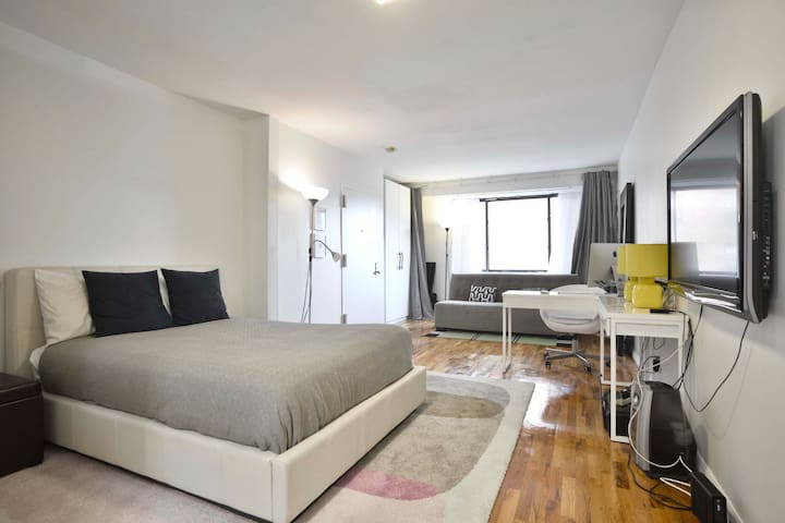 SOHO - Large Studio Apt