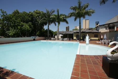 Double Room. Recently renovated Hotel. City Centre - Foz do Iguaçu - Autre