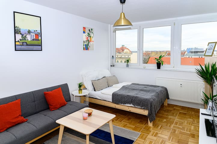 CityView Apartment - Netflix, Nespresso, WiFi