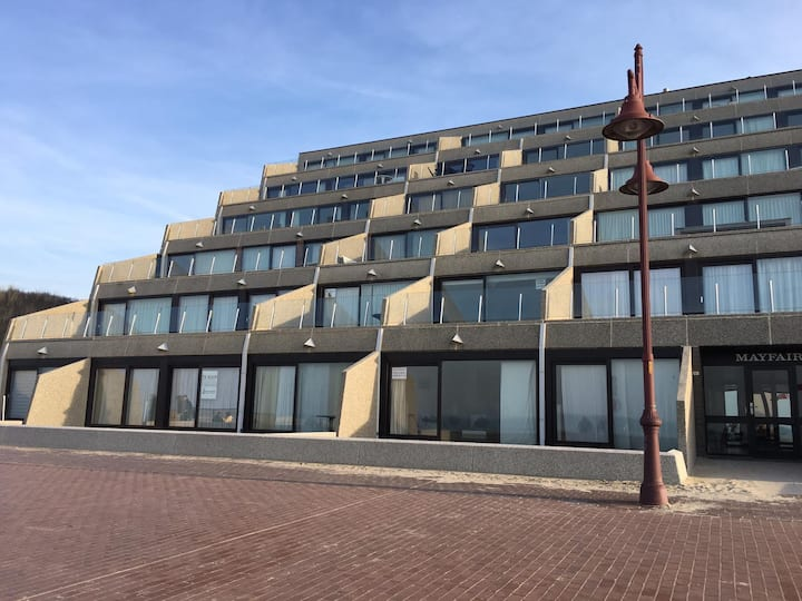 Modern appartement met prachtig zeezicht