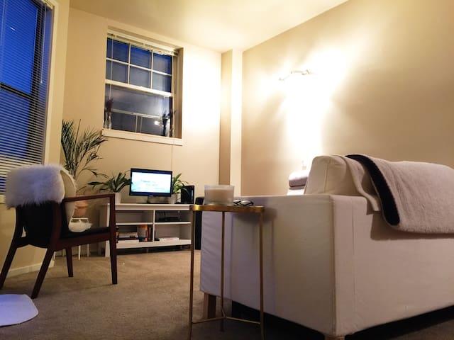 Cozy & Comfy APT in NW23rd - Portland - Apartemen