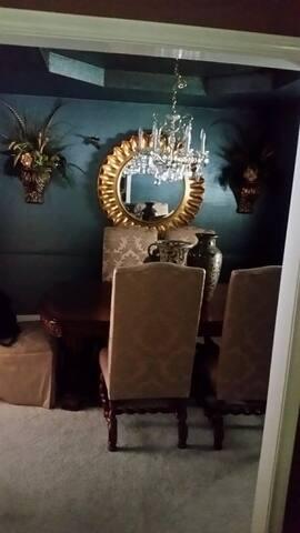 Master Dining Room