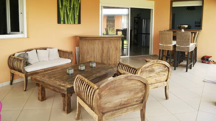 Family Home 10 pers*King&Queen Size Bed****