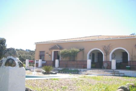 Alojamiento Casa-Campo en Sierra Norte de Sevilla. - Sierra Norte de Sevilla - Casa