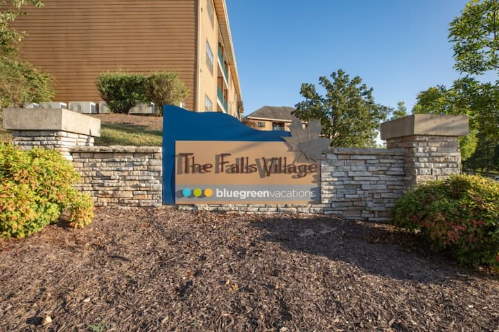 The Falls Village™ - Spacious Studio