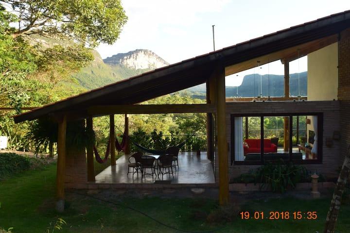 Casa Refúgio e Aconchego - Vale do Capão