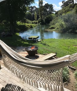Te Waihou Riverside Retreat