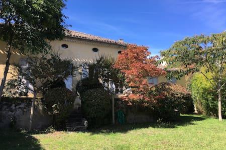 Une maison accueillante du Lot-et-Garonne