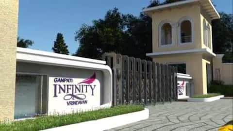 Infinity service apartments VRINDAVAN