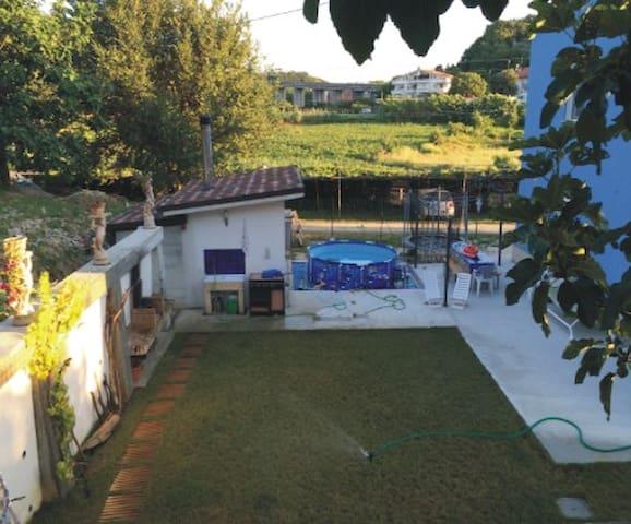 Grazioso appartamento in villa sul mare - Ortona - Wohnung
