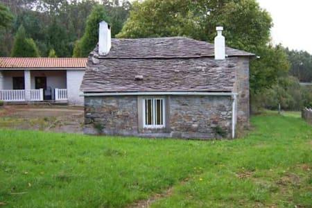 Habitación/baño cerca de Ortigueira - Devesos - House