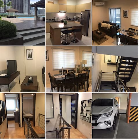 RARE Luxury 2 Storey Condo in the heart of BGC