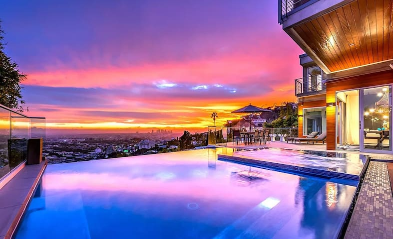 Villa Marlay | Best views in the Hollywood Hills