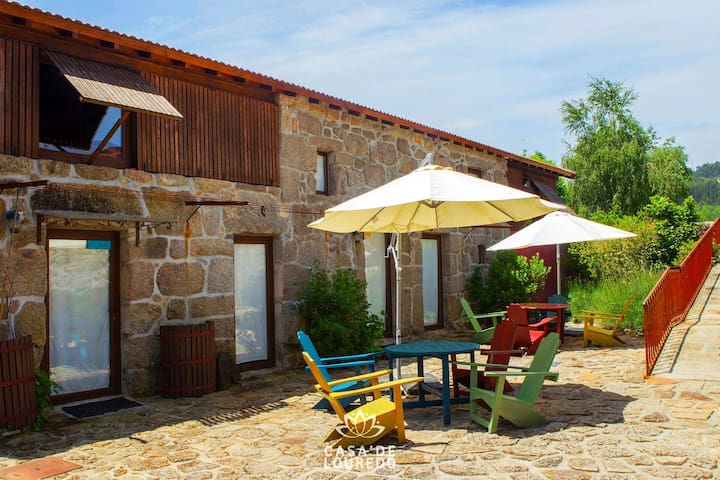 Casa de Louredo - rural tourism - Yellow Suite