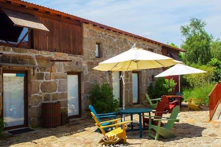 Casa de Louredo - rural tourism - Yellow Suite