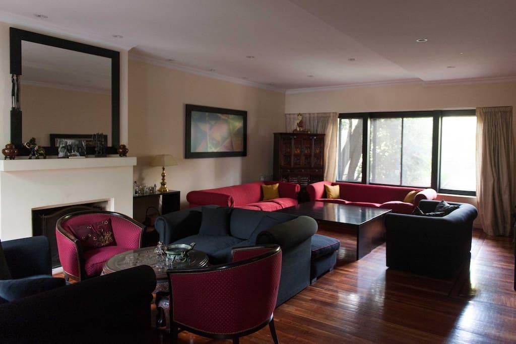 Vista del Living Room 2