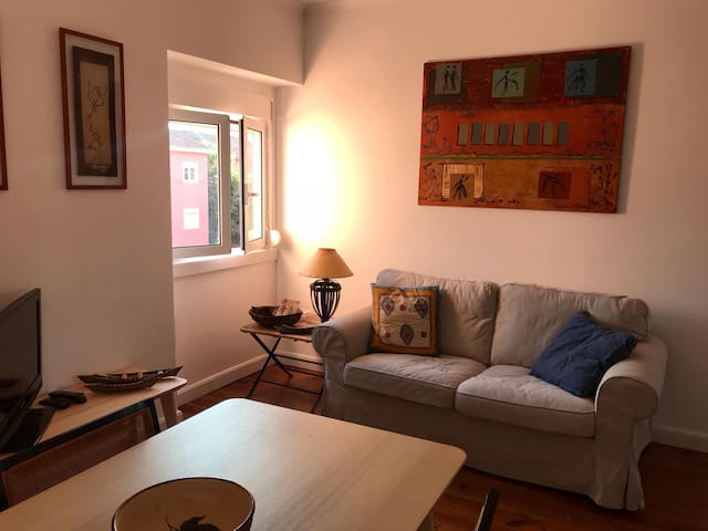 A casinha de Alcântara - cosy apartment in Lisbon