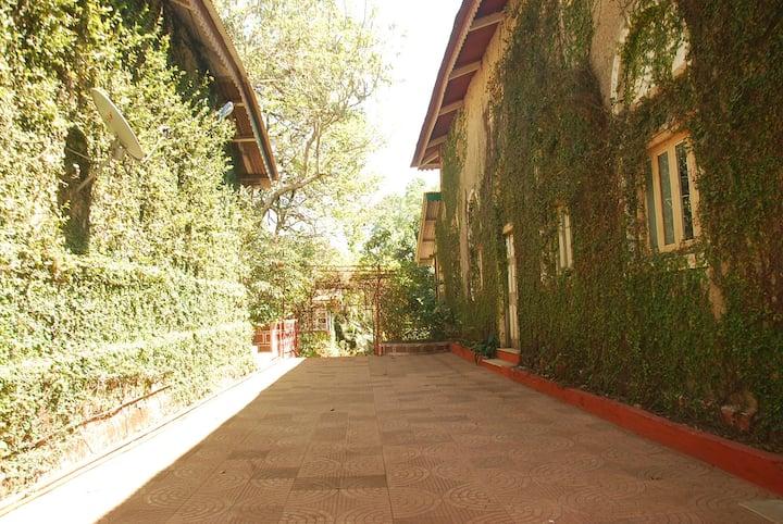Private Room in AC Villa