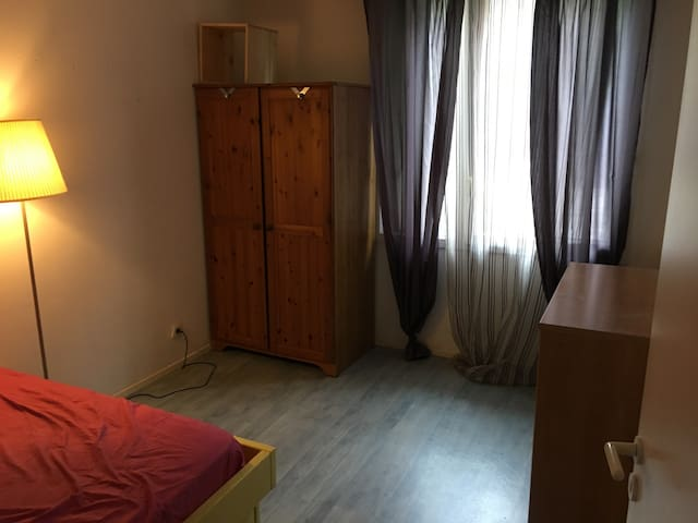 Chambre privatise - Parijs - Appartement