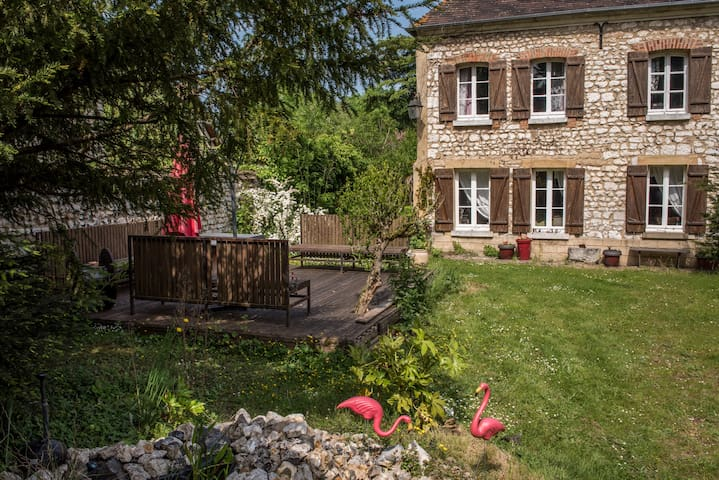 suite curiosite - Pressagny-l'Orgueilleux - Bed & Breakfast
