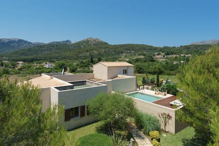 La Rafal. 4 bedroom villa close to golf course - Pollensa - 別荘
