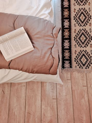 We adore our side carpets