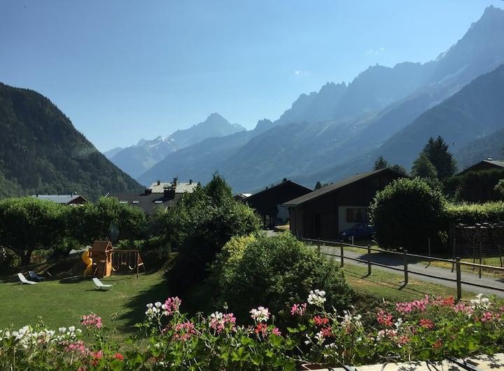 Grand Chalet Mont Blanc - 3 bedroom, 3 bathroom