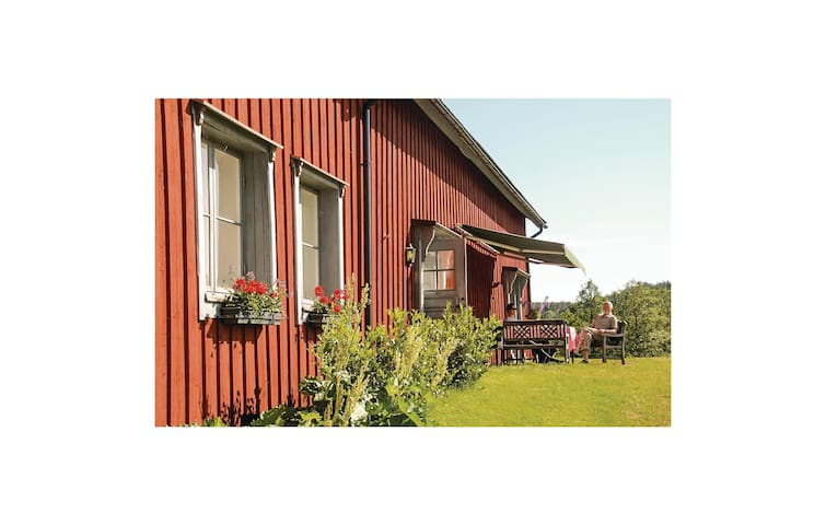 Holiday cottage with 2 bedrooms on 74m² in Dals Långed