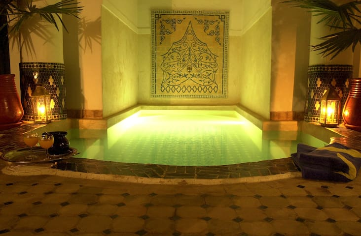 Nice place, very quiet and very good located - Marrakech - House