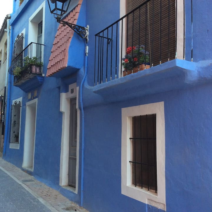 Casa Wilfredo, Heart of the Old Town Villajoyosa.