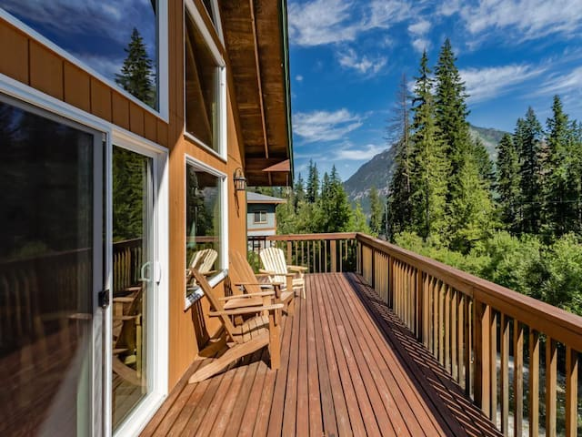 Lake Wenatchee Sun Escape - Leavenworth - Annat