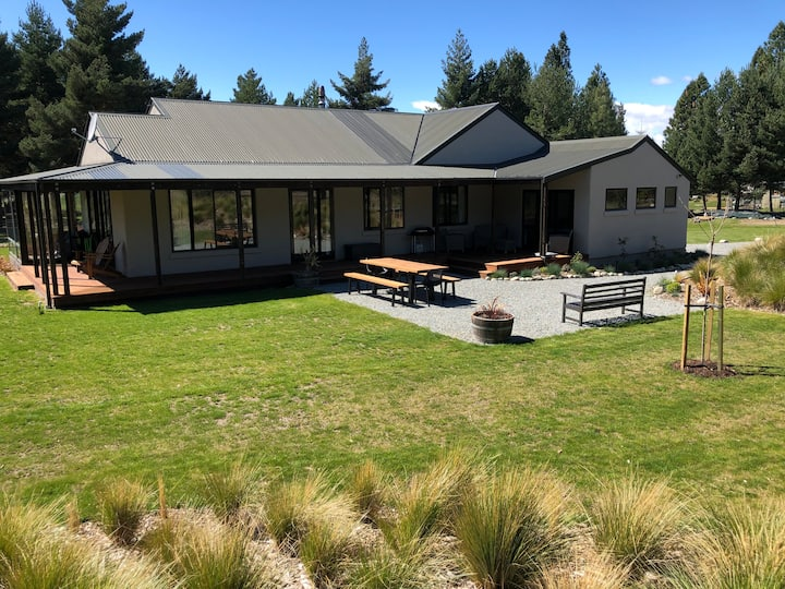Twizel - Northwest Retreat-Free wifi