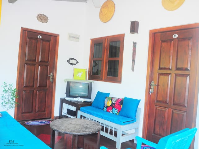 Mommy House Unawatuna Private Double Room