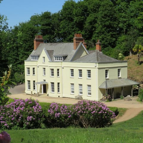 Secluded Country Home in Exmoor National Park