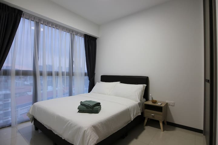 Pleasant & Comfy 1BR APT 3 mins from Potong Pasir