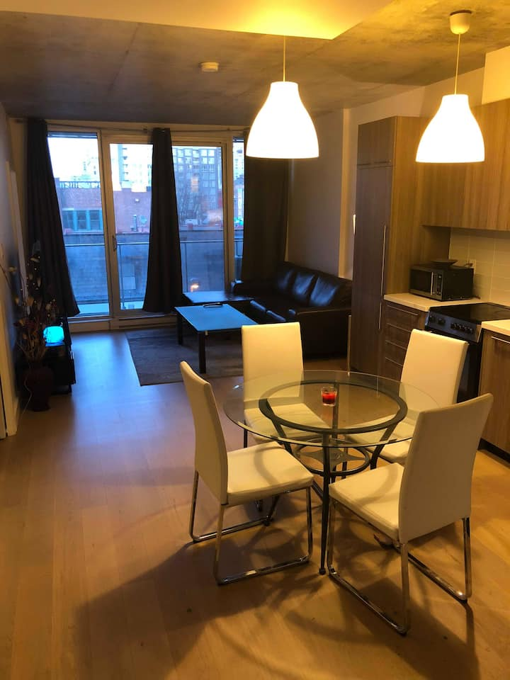 2 floors condo in Art Place (heart of downtown)