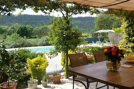 bnbprovence - chambre Azur for 2 - Marie C. - Camps-la-Source