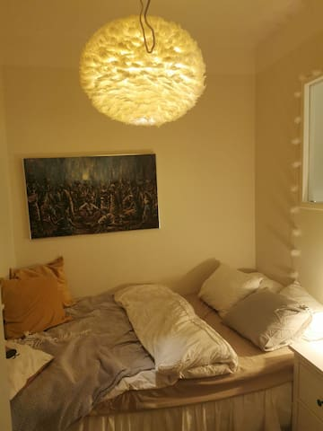 Enkel lägenhet med perfekt läge.