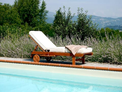 Villa with private pool Tuscany