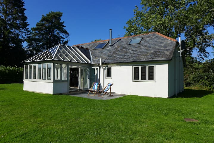Luxury Exmoor cottage, dogs welcome - Winsford - Casa